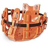 Vet-Way Hufschutz mit 10 Kabelbindern (Medium) (Orange)