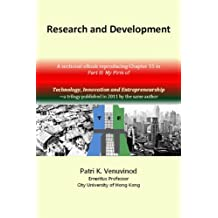 Research and Development (TIE: Technology, Innovation and Entrepreneurship nº 12) (Spanish Edition)