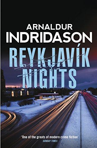 Reykjavik Nights (Reykjavik Murder Myst/Prequel) por Arnaldur Indridason