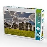 Stonehenge 1000 Teile Puzzle quer (CALVENDO Orte)