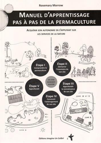 Manuel d'apprentissage pas à pas de la permaculture par Rosemary Morrow