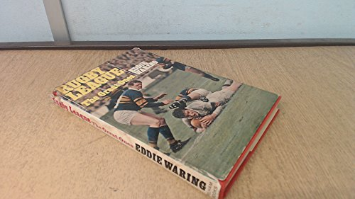 Rugby League: The Great Ones por Eddie Waring