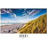 Sylt 2017 - Bildkalender XXL (68 x 46) - Nordsee - Landschaftskalender - Naturkalender