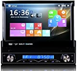 MGNav MG2088M Autoradio Universal 1Din (17,7 cm (7 Zoll) Multimedia Navigationssystem (Win 8, UI, DVD, DVR, BT, USB, SD, GPS)