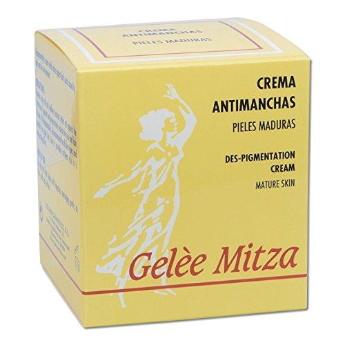 Crema Facial Gelèe Mitza antimanchas 80ml