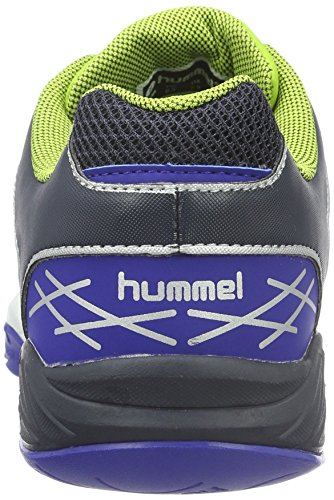 Hummel Unisex-Erwachsene Omnicourt Z4 Hallenschuhe Grün (Surf the web)