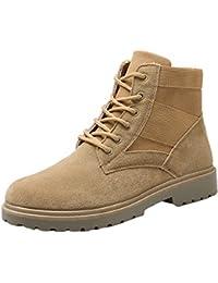 Hoggs of Fife - Zapatos de caza para hombre marrón Golden Tan, color, talla 7 UK / 41 EU / 8 US