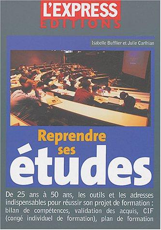 Reprendre ses études