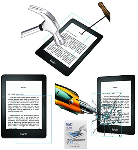 Acm Tempered Glass Screenguard For Kindle Voyage 6