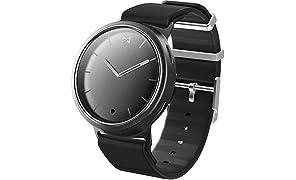 Misfit Phase hybrid smart watch, black