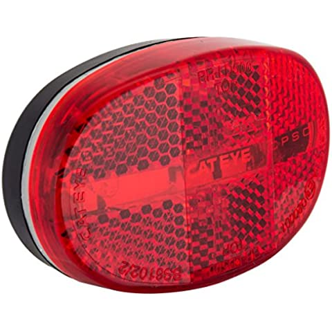 Cateye Reflex-Lite Rear Bike Light by Generic - Tail Lite Lens
