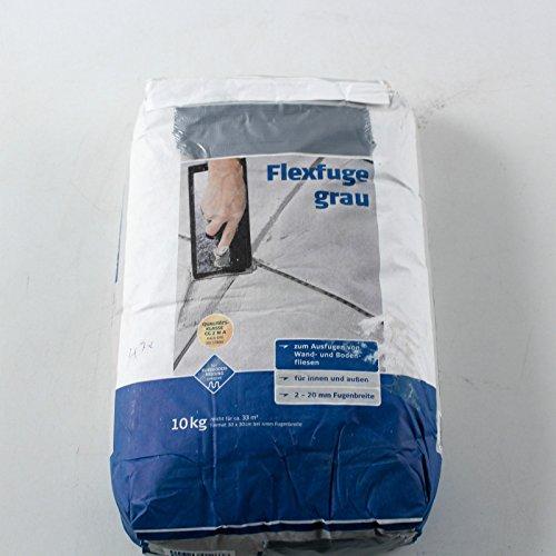 10kg Flexfuge grau