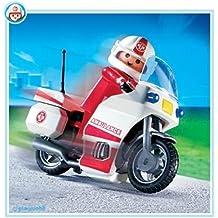 4224 - PLAYMOBIL - Ambulancia Motocicleta