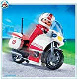 Playmobil 4224 Ambulancia Motocicleta
