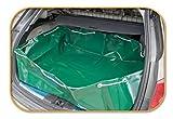 Faltbare Wildwanne aus robustem PVC Gewebe / Maße: 100x80x30cm / Leicht zu reinigen