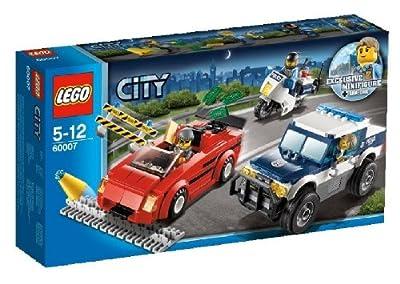 LEGO CITY 60007 - Persecución a Toda Velocidad de LEGO