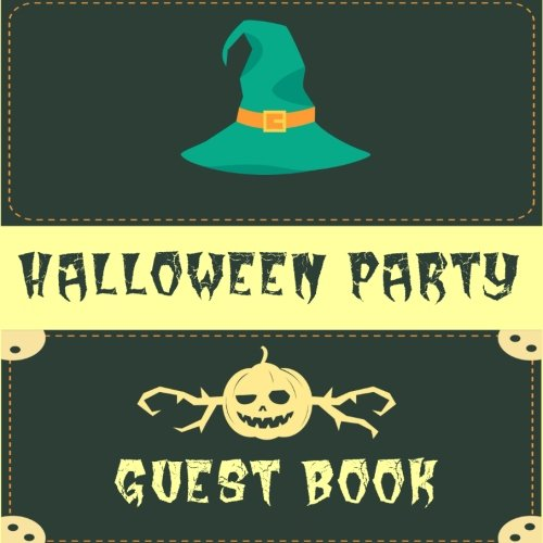 Party: Guest Book Halloween Party V19 ()