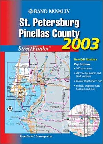 Street Finder Saint Petersburg/Pinellas Park Florida -