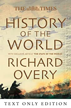 The Times History of the World de [Overy, Richard]
