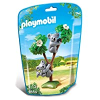 Playmobil 6654 City Life Koala Family(Multi-color)