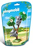 Playmobil 6654 City Life Koala Family(Multi Color)