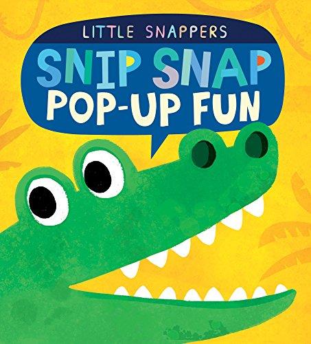 Snip Snap Pop-up Fun Cover Image