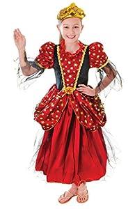Bristol Vestido de princesa de estrella dorada