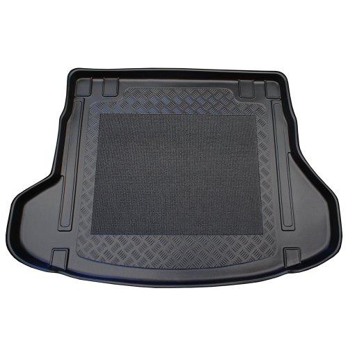 ZentimeX 4050319654506 Kofferraumwanne mit Antirutschmatte