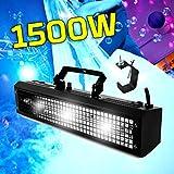 Jeu de lumière - Stroboscope PRO DJ CLUB SOIREE 1500W - FLASH F9100389 + Fixation