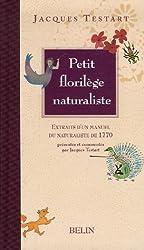 Petit florilège naturaliste