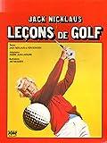 Leçon de golf de Jack Nicklaus...