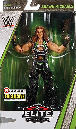 Figur WWE DX Elite Shawn Michaels - WWE Ringside Exclusive (Shawn Michael Wwe Spielzeug)