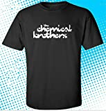 Photo de Vitality New The Chemical Brothers Logo Band Men's Black T-Shirt par Vitality