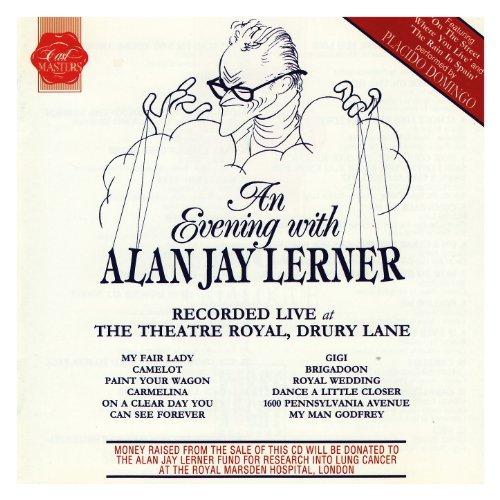 An Evening with Alan Jay Lerne...