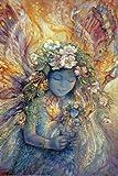 Josephine Wall – Fee Fairy Poster Drucken (60,96 x 91,44 cm)