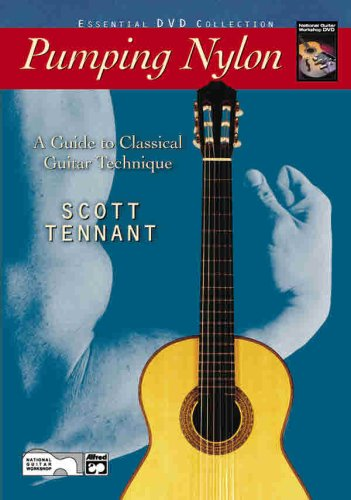 Pumping Nylon: A Guide to Classical Guitar Technique, DVD