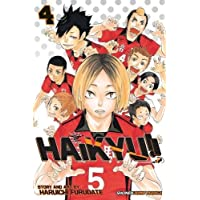Haikyu!!, Vol. 4 (Volume 4): Rivals!