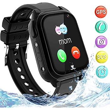 Arbily Fitness Rastreador Smartwatch Pantalla Táctil para ...