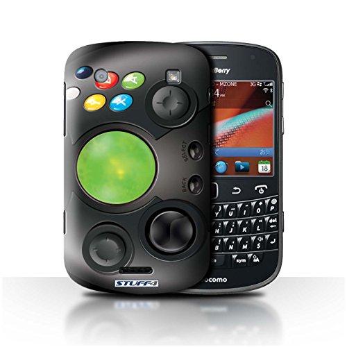 Stuff4® Hülle/Hülle für BlackBerry Bold 9900 / Xbox Muster/Spielkonsolen Kollektion -