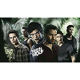 Teen Wolf US Drama Customized 25x14 inch Silk Print Poster Seda Cartel/WallPaper Great Gift