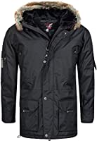 Geographical Norway - Protections Froid - parka achem