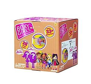 BOXY GIRLS Pack Jumbo de + de 33 Accesorios para muñecas de Moda Que Van a Hacer Hablar de Ellas