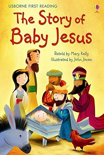 Usborne Illustrated Children's Bible (2.4 First Reading Level Four (Green)) por Heather Amery