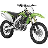 New Ray Toys 1:6 Scale 2010 Kawasaki KX450X Dirt Bike 49403 by New Ray Toys