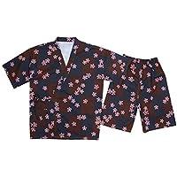 Panda Legends Desgaste Suelto de algodón Pijamas Cortos Traje Kimono Estilo Pijama Loungewear