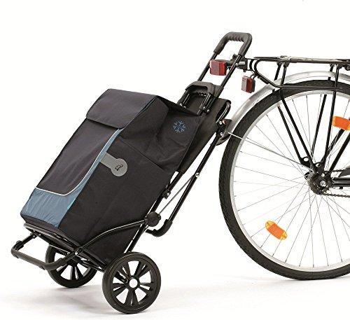 Einkaufstrolley für Senioren – Andersen Komfort Shopper Grün - 9