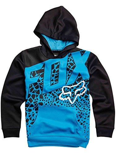 Fox Kids Zip-Hoody Geneso Po Blau Gr. L