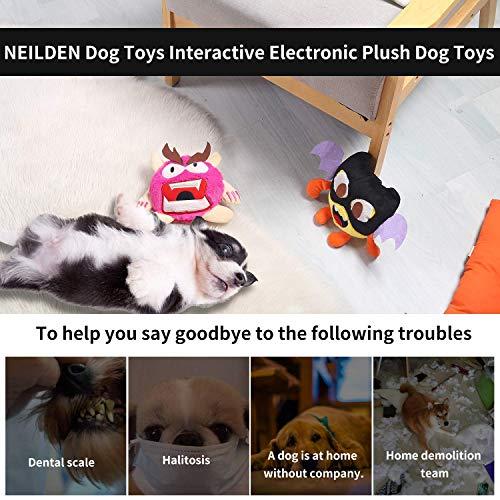 Zoom IMG-2 cane giocattolo peluche interattivo ronzio