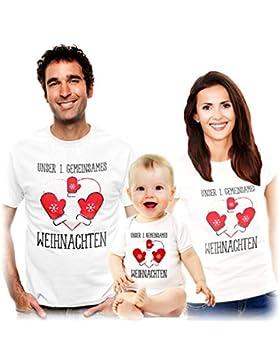 Shirts Body Familien Unser erstes gemeinsames Weihnachten