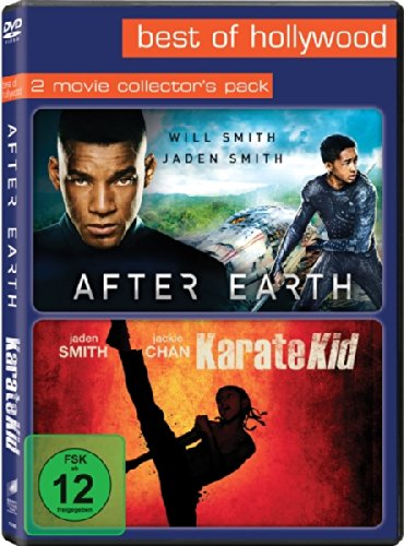 Best of Hollywood - 2 Movie Collector's Pack: After Earth/Karate Kid [2 DVDs]